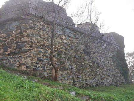 El histórico castillo de Kilyos será restaurado