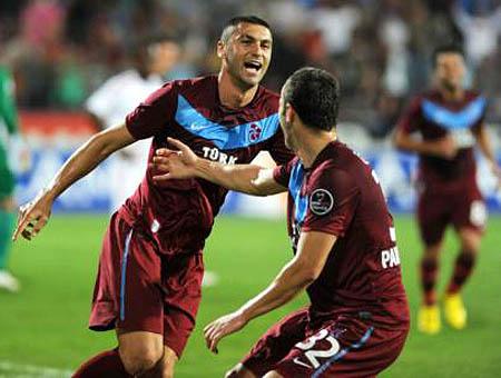 Burak Yılmaz vuelve al Trabzonspor