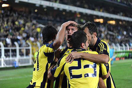 Fenerbahçe gol