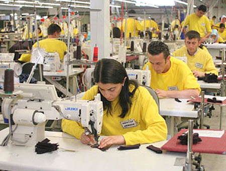 Un 39% de los trabajadores en Turquía trabajan más de 50 horas a la semana