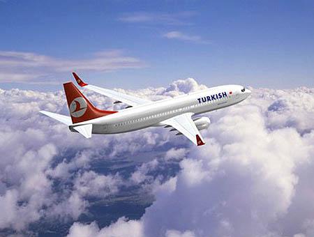 Turkish Airlines, nombrada por 6º año consecutivo mejor aerolínea de Europa