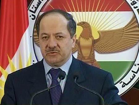 Barzani critica al PYD y le acusa de colaborar con el régimen de Assad