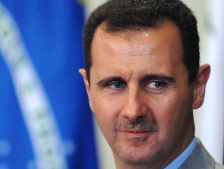 Assad: ''El Nobel de la Paz debería haber sido mío''