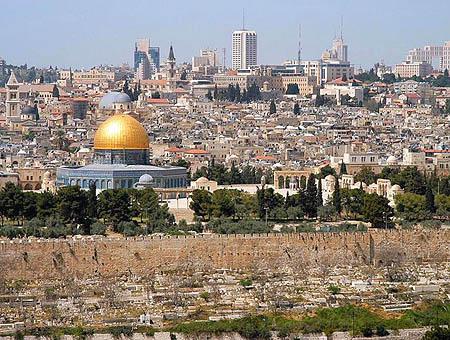 El 56% de los israelíes quieren mantener el actual statuo quo en Jerusalén