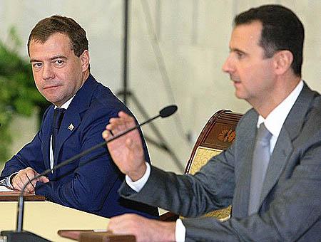 Rusia anuncia que cesará la venta de armas a Siria