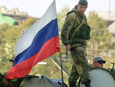 Soldados rusos chechenia