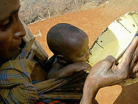 Casi un millón de personas podrían morir de hambre en Somalia, según la ONU