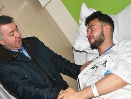 Un ''héroe'' turco salva a tres personas en un incendio en Alemania