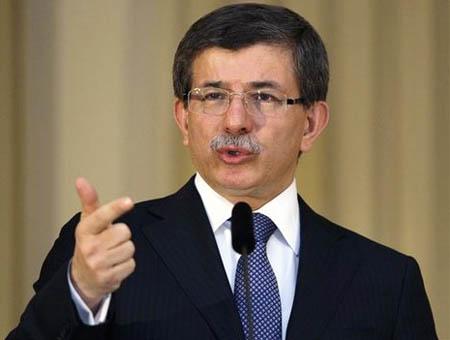El ministro de exteriores turco califica de