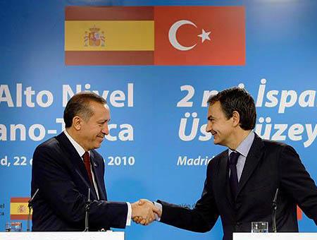 Cumbre espana turquia