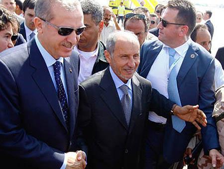 Erdogan libia