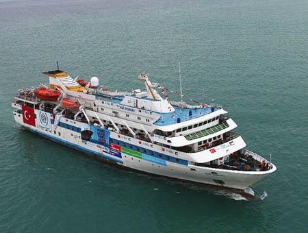 Israel deporta a un periodista turco por ser uno de los pasajeros del Mavi Marmara