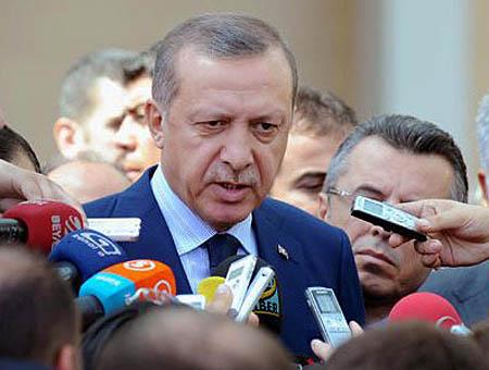 Erdoğan dispuesto a paralizar parte de su controvertida reforma judicial