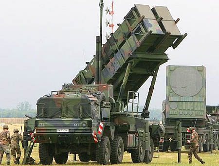 España mantendrá el despliegue de los misiles Patriot en Turquía -  Hispanatolia