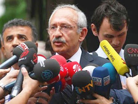 Resultado de imagen para Kemal Kilicdaroglu