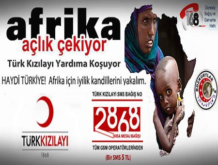 Turquía envía más ayuda humanitaria a Somalia