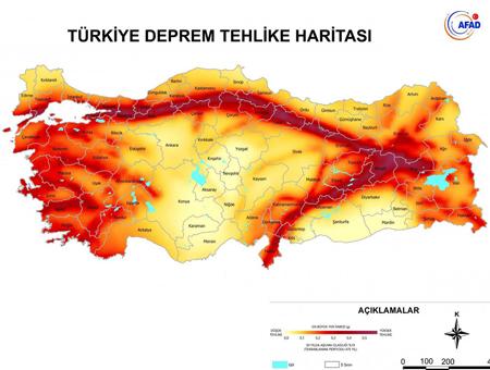 Continúan los terremotos en la provincia turca de Malatya
