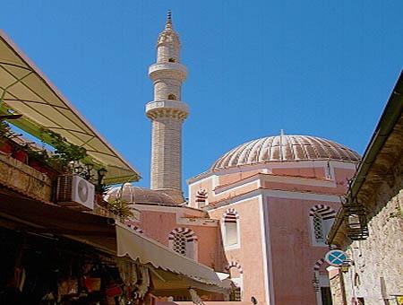 Mezquita de Soliman (Rodas)