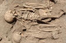 Los restos de los enamorados más antiguos del mundo están en Turquía