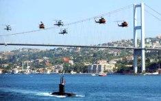 Turquía celebró el