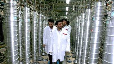 Ahmadineyad programa nuclear Iran