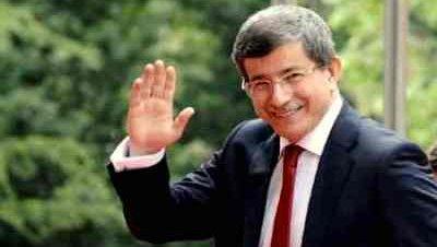 Ahmet Davutoglu ministro Turquia