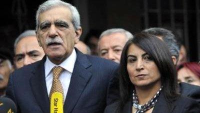 Ahmet Turk Aysel Tugluk DTP