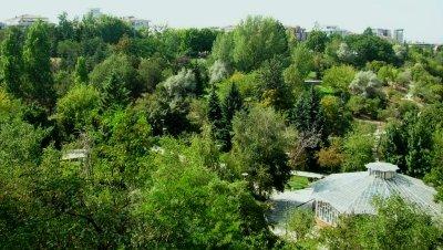 El primer jardín botánico de Turquía abrirá sus puertas en Ankara