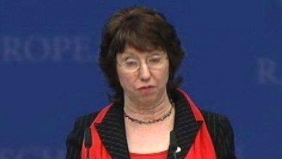 Ashton pide a Israel que acabe con el bloqueo a Gaza