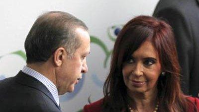 La presidenta argentina visitará Turquía en enero