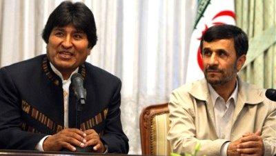 Bolivia revela planes con Irán para desarrollar su energía nuclear