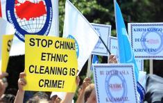 Turquía aumenta la presión sobre China y llevará las matanzas en Xinjiang ante la ONU