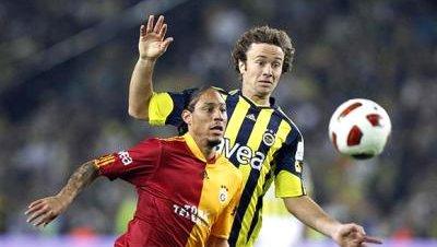 Fenerbahe Galatasaray derbi liga turca