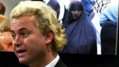 Geert Wilders PVV Burka