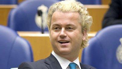Geert Wilders PVV Holanda