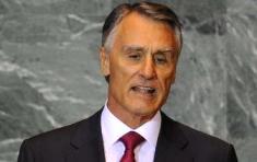 EL PRESIDENTE DE PORTUGAL LLEGA A TURQUÍA