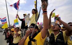 EL PRIMER MINISTRO DE TAILANDIA RECHAZA DIMITIR
