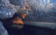 La cueva Altınbeşi̇k, una belleza oculta