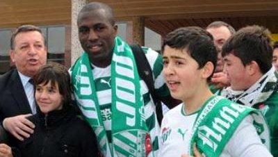 Jozy Altidore bursaspor futbol turquia
