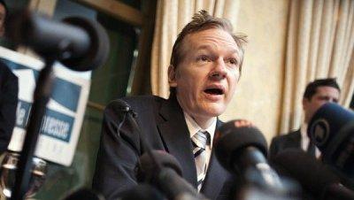 El fundador de WikiLeaks sale en libertad bajo fianza