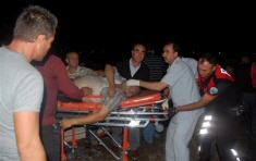 HUNDIMIENTO DE FERRY: UN MUERTO, 4 DESAPARECIDOS Y 90 RESCATADOS