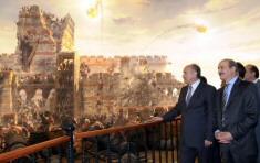 La conquista de Constantinopla, tema del mayor museo panorámico del mundo