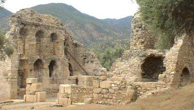 Comienzan las excavaciones en la antigua ciudad griega de Nysa