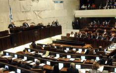 El parlamento israelí rechaza una resolución a favor del genocidio armenio