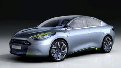 Renault fabricará en Bursa su modelo Fluence eléctrico