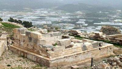 Comienzan las excavaciones arqueológicas en la antigua ciudad de Rodiápolis