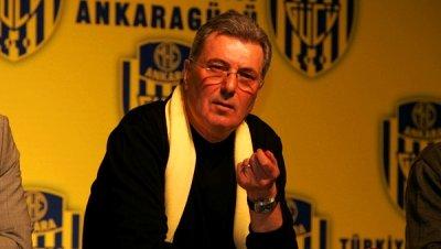 Roger Lemerre Ankaragucu