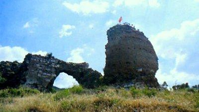 Descubren las ruinas de cuatro castillos al oeste de Turquía