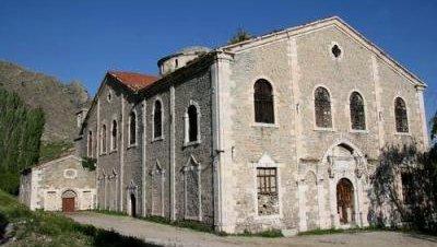 Una iglesia armenia en Eski̇şehi̇r se convertirá en un centro cultural