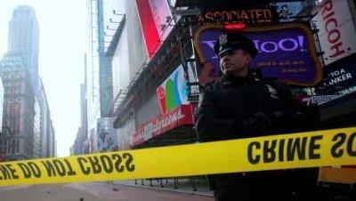 Times Square polis